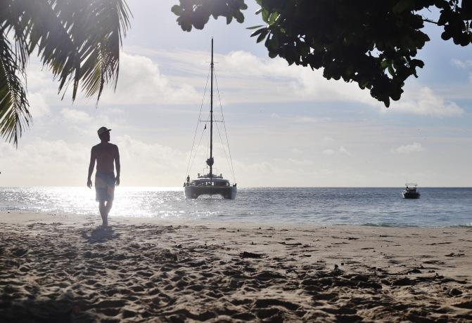 Anse Georgette - Praslin (Seychelle)