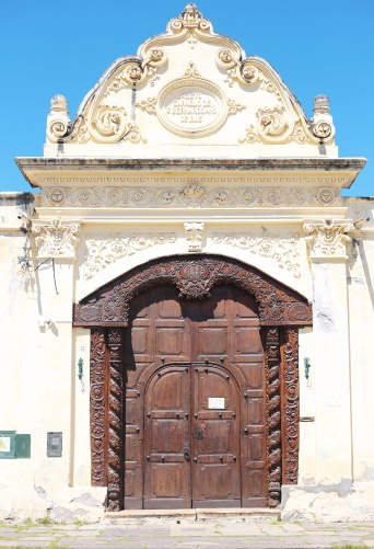 Porte du Couvent de San Bernardo Salta