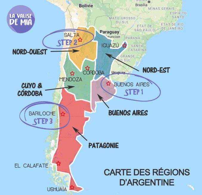 argentine-map-carte