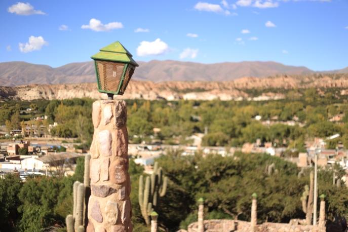 Ville de Humahuaca