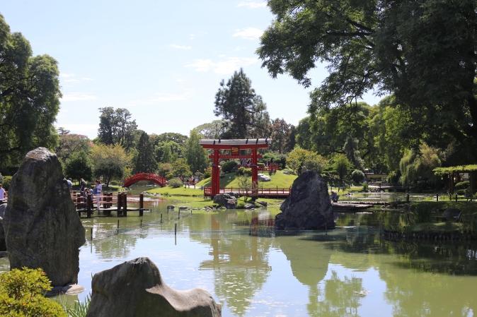 Le Jardin Japonais de Buenos Aires