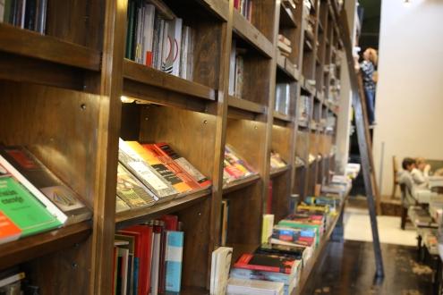 Libros del Pasaje Bar