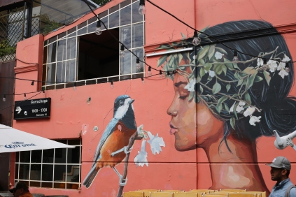 Parcours Street art Buenos Aires