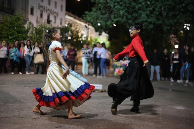 Chacarera : Danse traditionnelle à Salta Argentine