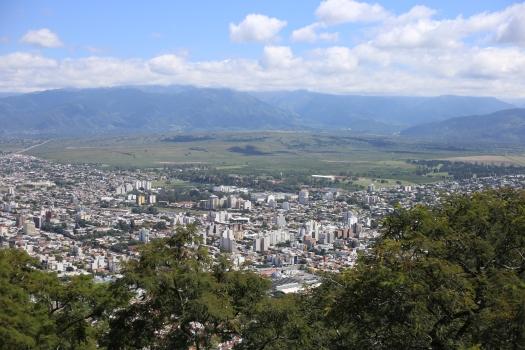Le mont San Bernardo Salta
