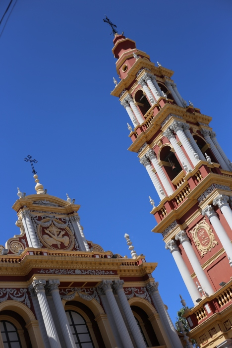 Eglise San Francisco Salta