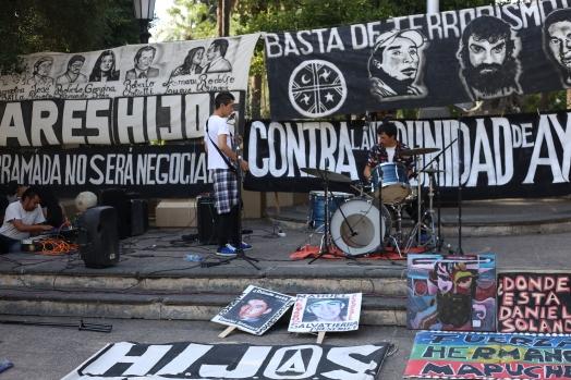 "Commémoration des ""Desaparecidos"" Salta"