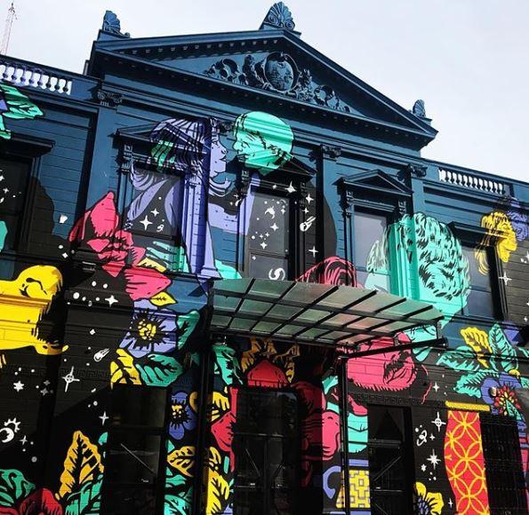 Centre culturel Buenos Aires