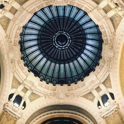 Dôme des Galeries Guëmes